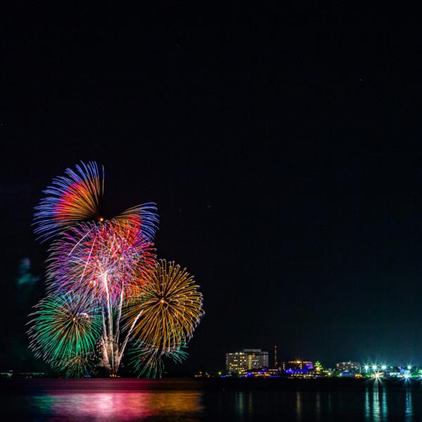 長浜・北びわ湖大花火大会2019撮影|撮影会